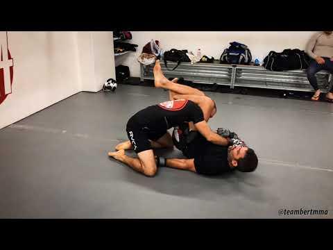 Some BJJ for MMA technique