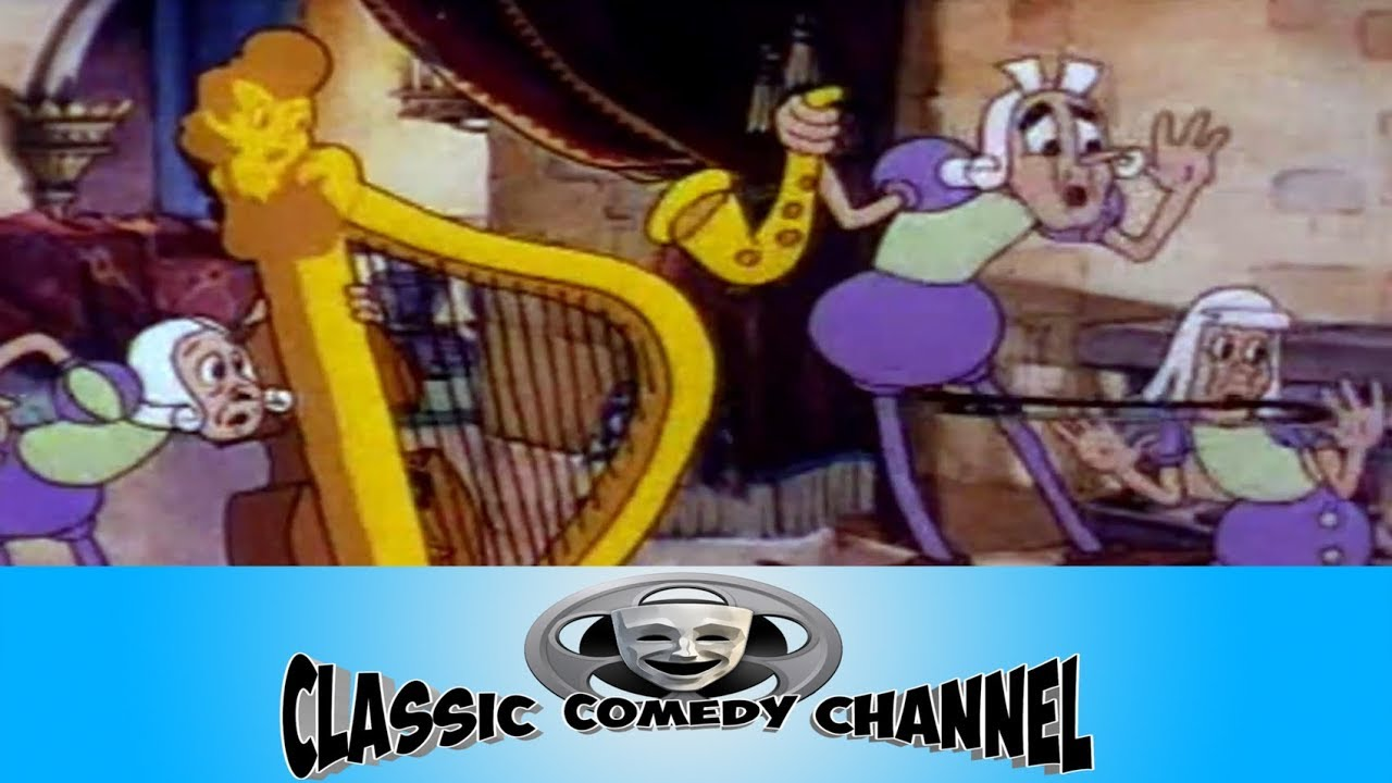 Nicky Nome Classic Cartoons Compilation - Remastered