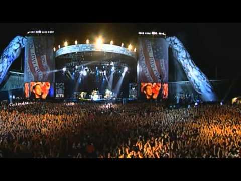 Bon Jovi - Bad Medicine - The Crush Tour Live in Zurich 2000