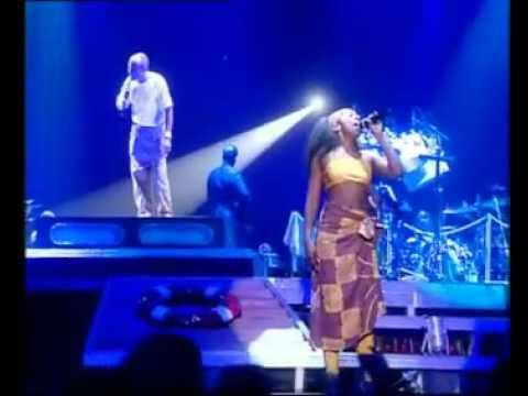 Phil Collins Separate Lives (LIVE AND LOOSE IN PARIS TOUR 1997)
