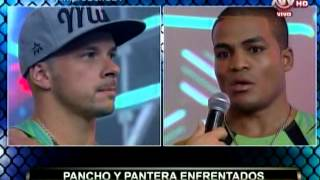 COMBATE: Pantera Zegarra enfrenta a Pancho Rodriguez