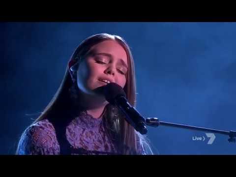 Amalia's performance of Sarah McLachlan's 'Angel' - The X Factor Australia 2016