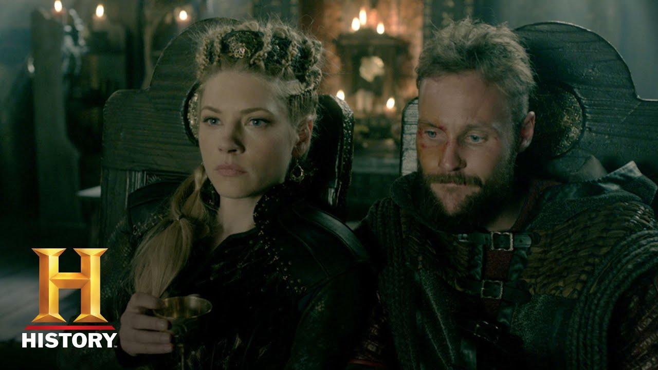 5798feaf Vikings: Season 5 Character Catch-Up - Lagertha (Katheryn Winnick) | History