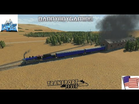 Transport Fever EP 13 Bank Rolling For Airports USA