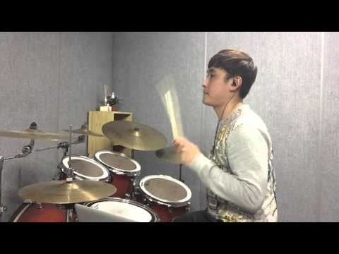 Everytime - 첸(CHEN),펀치(Punch) drum cover