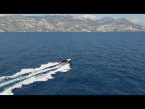Quelques images de saint jean cap ferrat (cote d'azur) en drone