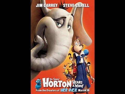 Media Hunter - Horton Hears a Who! (2008) Movie Review