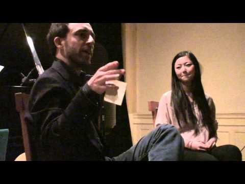 vicky chow / in conversation / evolution contemporary music series / baltimore / 2014