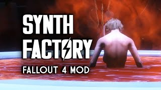 Synth Factory - Build Your Own Synths - XBox1 PC Fallout 4 Mods