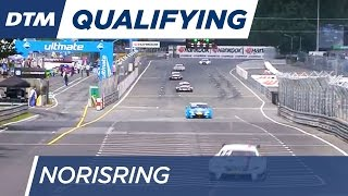 DTM Norisring 2016 - Qualifying (Race 2) - Re-Live (English)