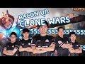 เมื่อ Bacon บุก Clone Wars ฮาบ้านแตก!!!