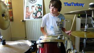 Red Hot Chili Peppers - The Zephyr Song - Drumcover [HD] Thumbnail