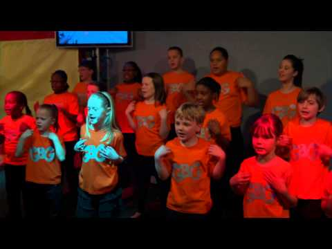 So Glad - Vineyard Kids Worship from Great Big God Live