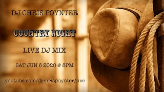 Country Night Live DJ Mix