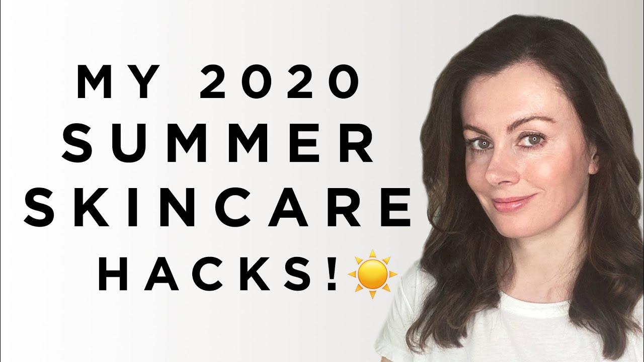 My 2020 Summer Skincare Hacks | Dr Sam Bunting