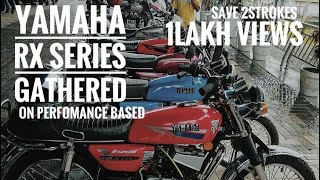 Yamaha rx100 and rx135 5speed || Finally we made it || vlog2