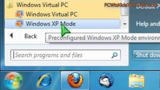 ✅Windows Virtual PC - How To Video