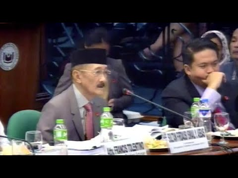 Lanao Sultan: MNLF, MILF won't go to war if BBL not passed, but…
