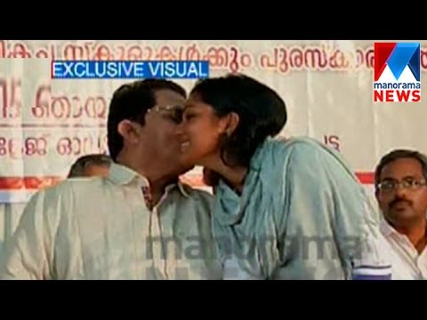 Daughter steals the show on Jagathy's comeback   Manorama News