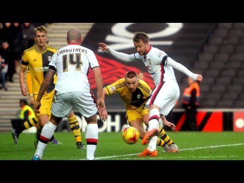 HIGHLIGHTS: MK Dons 1-1 Fulham