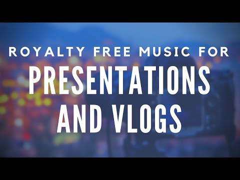 Inspiring Happy Upbeat Music For Presentations And Vlogs [Royalty Free Music For Commercial Use]