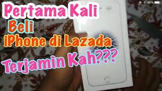 Gambar cover Seperti ini Unboxing iPhone dari Lazada