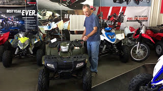 2017 2016 Polaris Sportsman-New Youth ATV for sale or trade-Statesville nc