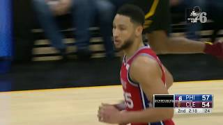 Ben Simmons | Highlights vs Cleveland Cavaliers (12.16.18)