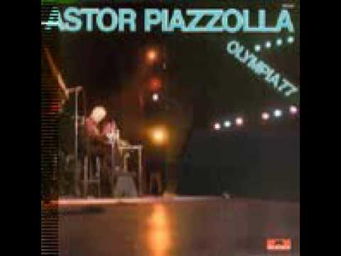 Astor Piazzolla - Olympia '77 (Full Album Live 1977)