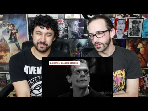 13 Facts about Dark Universe from Its Creator (Universal's Shared Monster Universe) REACTION!