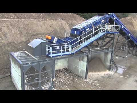 BlueMAC Recycling System for Commercial and Industrial waste at Shorts, Ascot