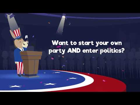 Lawgivers TRAILER | Political Simulation Game PC, Android & IOS