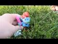 The Mcdonalds Smurfs 2 Toys defeat Garga