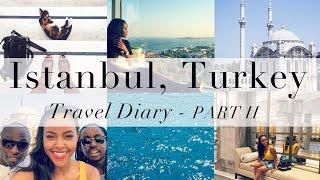 Video Istanbul, Turkey Vlog | Part II download MP3, 3GP, MP4, WEBM, AVI, FLV Desember 2017
