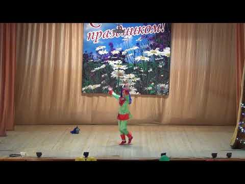 «Дагестанская акушинка» - Фарида Маллалиева Дом детского творчества г. Мураши