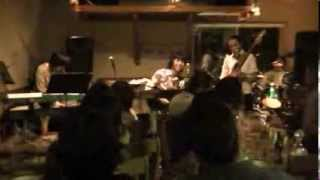 TRAVELERS / CPU 2nd / 2009-10-17 「JAZZ Cafe SPACE1497」