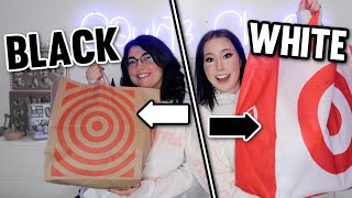 target gift swap chaĮlenge *black and white edition*