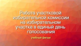 видео 1. Протокол участковой комиссии об итогах голосования