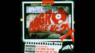 Aggro Berlin - 08.Psycho Skitzo - Aggro Ansage Nr.2X