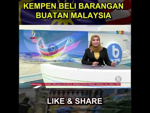 KEMPEN BELI BARANGAN BUATAN MALAYSIA