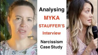 Analysing Myka Stauffer's Interview