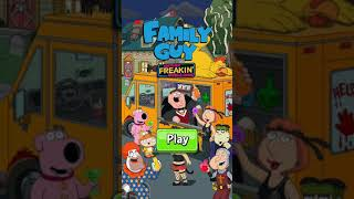Family Guy Another Freakin' Mobile Game Level 124 Part 4