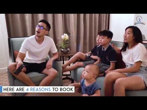 Orchard Rendezvous Hotel: 2D1N Family Staycation