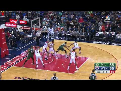 Milwaukee Bucks at Washington Wizards- December 10, 2016