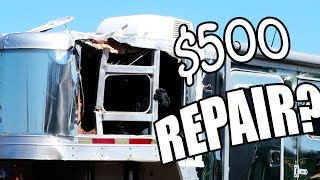Did We REALLY Fix this for 0?! - The BIG REVEAL, Trashed Trailer Repair Series