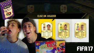 ¡¡GRAGEAS CHALLENGE con MiniBuyer!! FIFA 17 FUT DRAFT