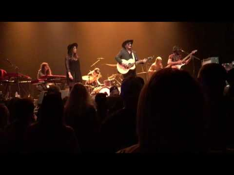 Paul Cauthen - Hanging out on the line live norva 2017