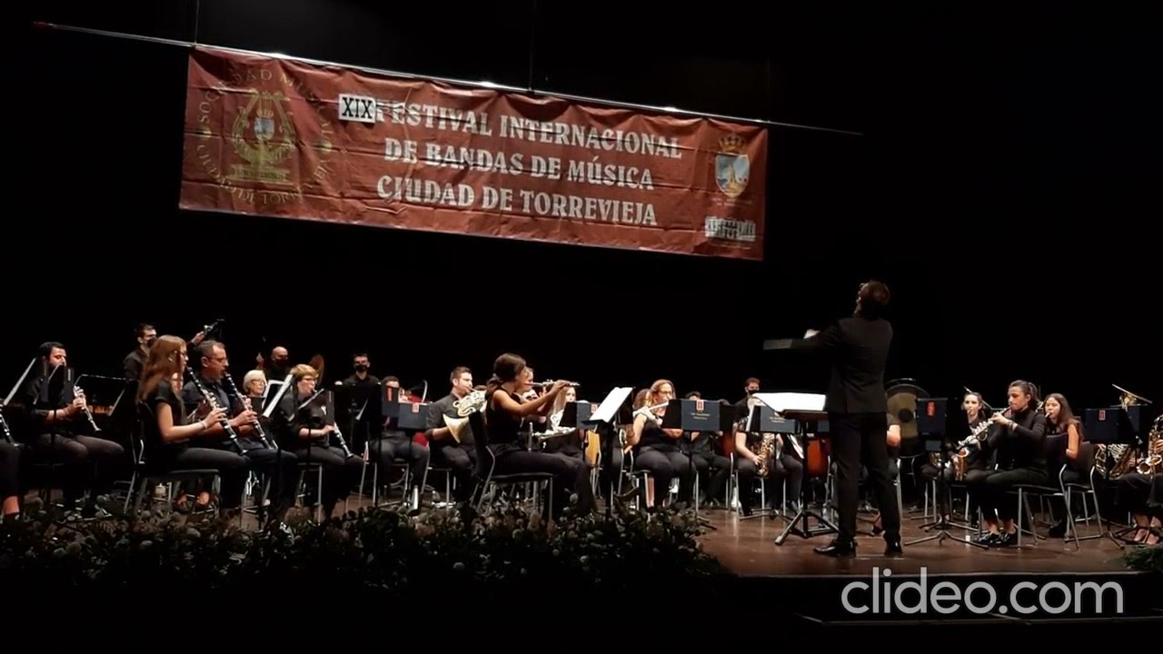 "XIX Festival Internacional de Bandas de Música ""Ciudad de Torrevieja"""