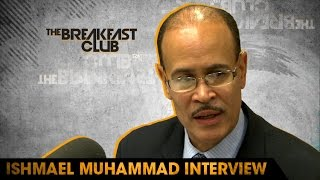 Ishmael Muhammad Discusses Minister Farrakhan's Upcoming Webcast