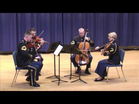 """""""Pershing's Own"""" Chamber Music Recital: Strings Classics from Vienna"""